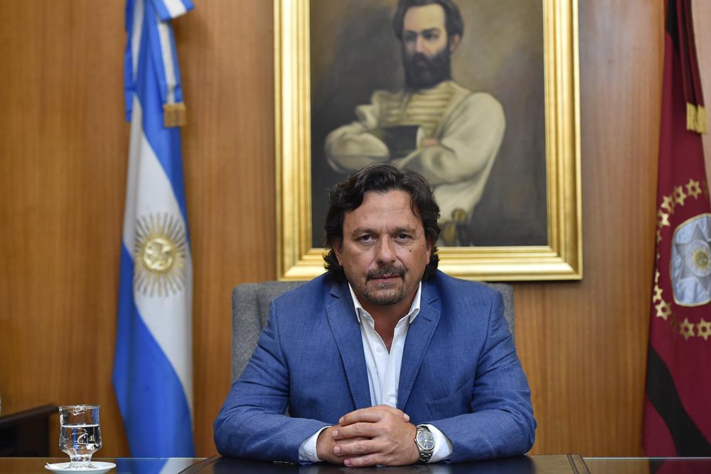 Sáenz dispuso extremar las medidas por coronavirus en toda la provincia