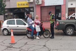 La Policía detectó a 80 reincidentes en el incumplimiento del DNU