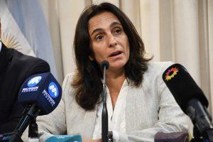 La ministra de Salud Pública pide tranquilidad a la población