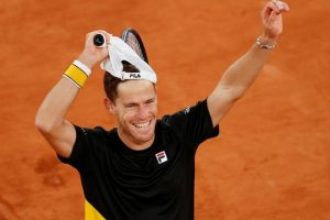 Diego Schwartzman avanzó a semifinales de Roland Garros: ya es topten tras una heróica jornada