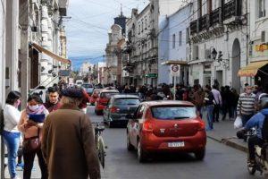 En Salta hubo un reporte de 233 casos nuevos de coronavirus